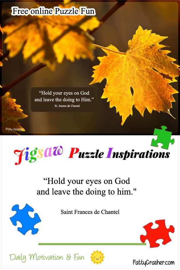 Catholic Puzzle 5