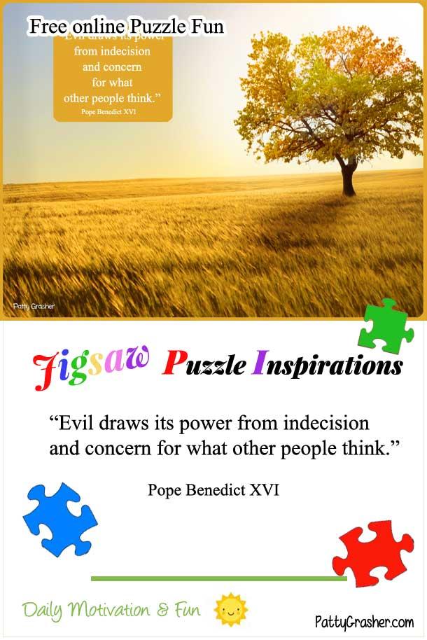 Catholic Puzzle 6