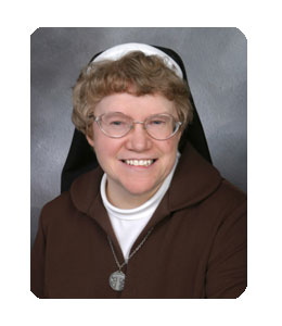 A photo of me in 2004 - Sr. Patricia Proctor, OSC